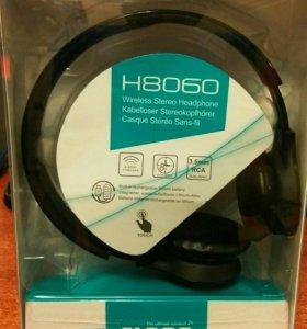 Беспроводные наушники с передающей станцией H8060