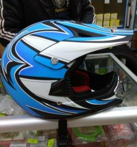 Детский шлем для мотокросса