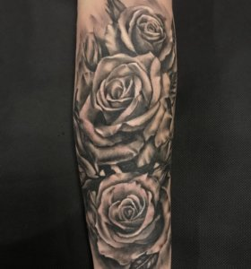 Тату татуаж мастер большой опыт
