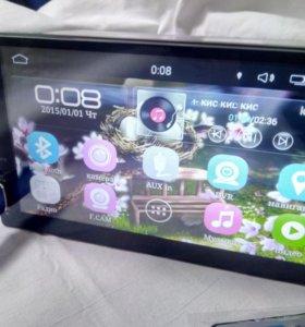 2 Din Магнитолы Двухдиновые на Android