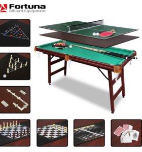 Бильярдный стол FORTUNA Пул 5ФТ 9 В