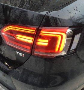 VW Jetta задняя фара правая
