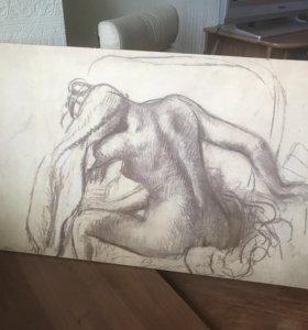 Картина Икеа