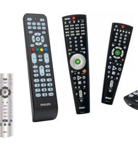 Пульты для спутниковых и цифровых ТВ приемников