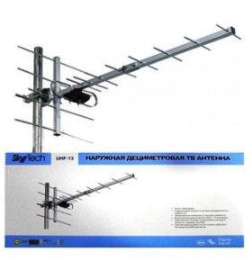 Антенны для приема цифрового ТВ