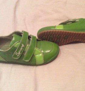 Туфли-кроссовки