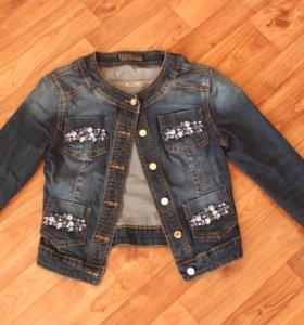 🔥 Джинсовый пиджак