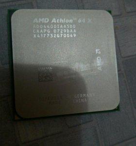 Процессоры AMD Athlon 64 и Intel