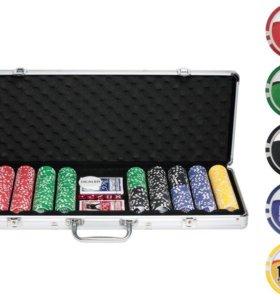 Покерный набор nuts 500
