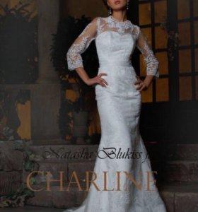 Свадебное платье 46 размер,химчистка сделана
