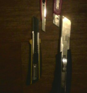 Нож концелярский RemoColor  🔪