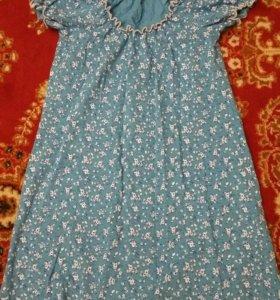 Сорочка платье 42 размер