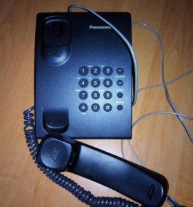 Телефон Panasonic, стационарный