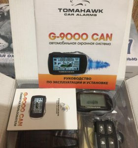 Tomahawk G-9000 CAN