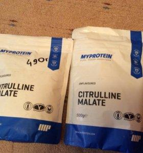 спортпит цитруллин малат 950 гр, предтрен