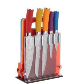 Набор ножей керамика, металл новые