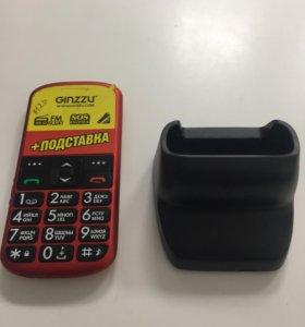Сотовый телефон Ginzzu R12D