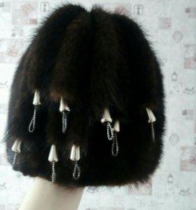 Продам шапку норка