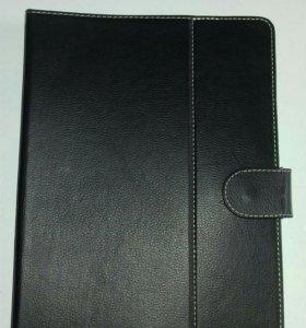 Кожаный чехол для планшета Самсунг