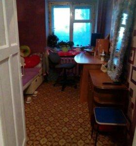 Квартира, 3 комнаты, 50.2 м²