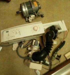 Запчасти на стиральную машину Электролюкс