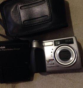 Фотоаппарат кодак в отличном состоянии