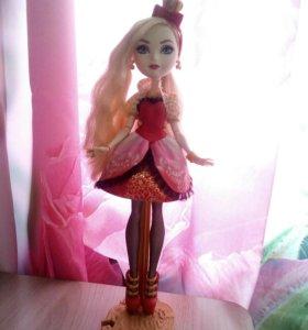 Кукла Apple White