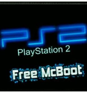 mcBoot PS2