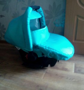 Автолюлька с адаптерами для коляски!