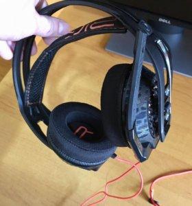 Игровые наушники Plantronics RIG 505 Lava