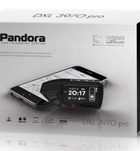 Pandora противоугонные системы премиум класса