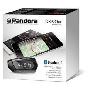 Продажа и установка автосигнилизаций Pandora