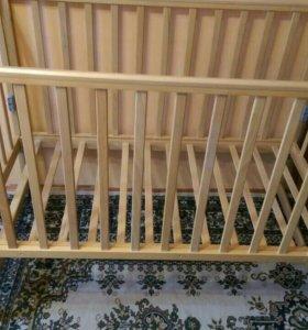 Кроватка детская Чу-ча (Гандлян)