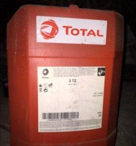 Масло для двухтактных двигателей TOTAL