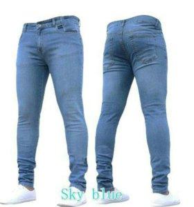 джинсы Slim /лето/ размер:36/новые
