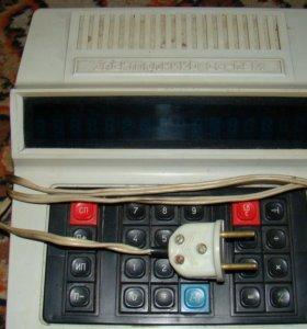 калькулятор Электроника 63-05м