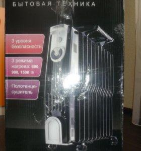 Радиатор масляный электрический