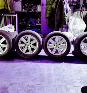 колеса 205/60 r16 5x114.3