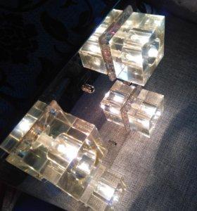 Светильник галогеновые лампы 12V 20W