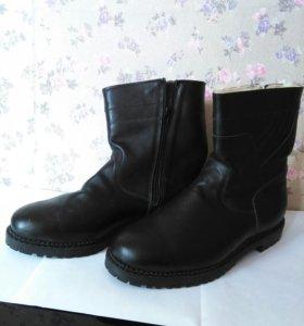 Ботинки зимние 44 р