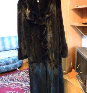 норка из Гонгонга черн. брилл. 42-46