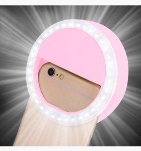 Светодиодная Подсветка для селфи