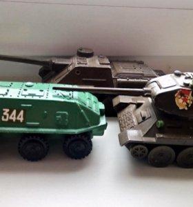 Игрушки солдатики металл
