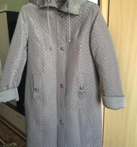 Пальто - демисезон, новое