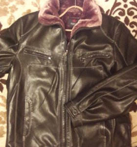 Куртка мужская Новая зима