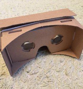 Очки виртуальной реальности (б/у)