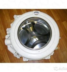 Бак на стиральную машину Indesit/Ariston 3,5 кг.