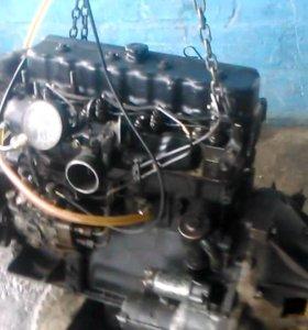 Двигатель ED33