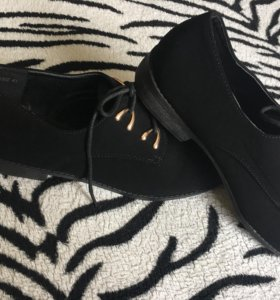 Новые ботинки Zenden