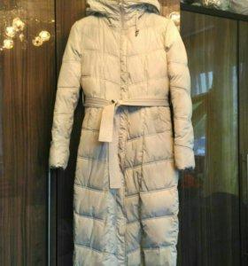 Зимнее пальто (пуховик на синтепоне)